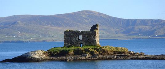 bewohner irlands